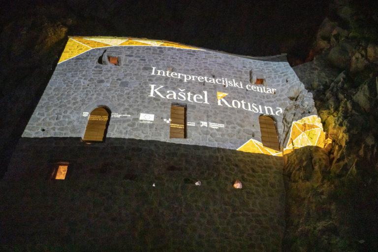 Otvaranje Interpretacijskog centra Veliki Kaštel odgođeno do daljnjega zbog epidemioloških mjera