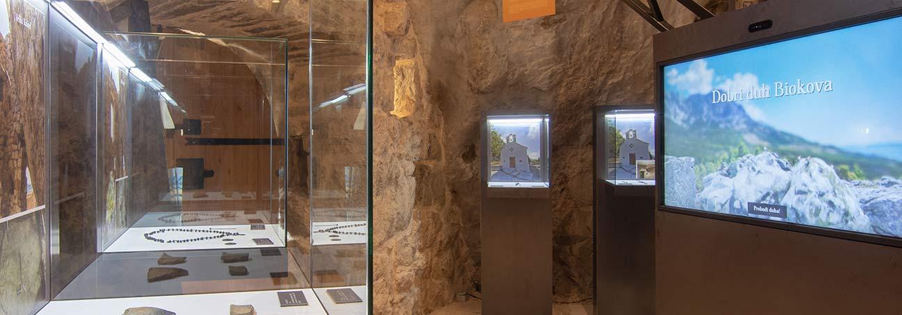 Interpretacijski centar Veliki Kaštel dodatni je razlog za posjetiti Makarsku