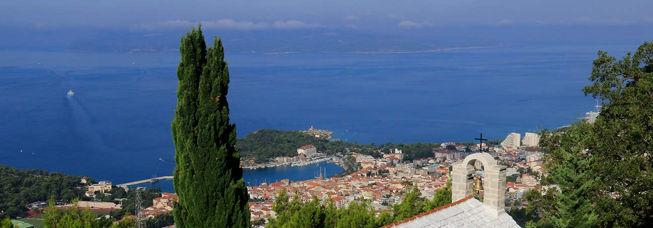 5 reasons to visit Makarska and Biokovo